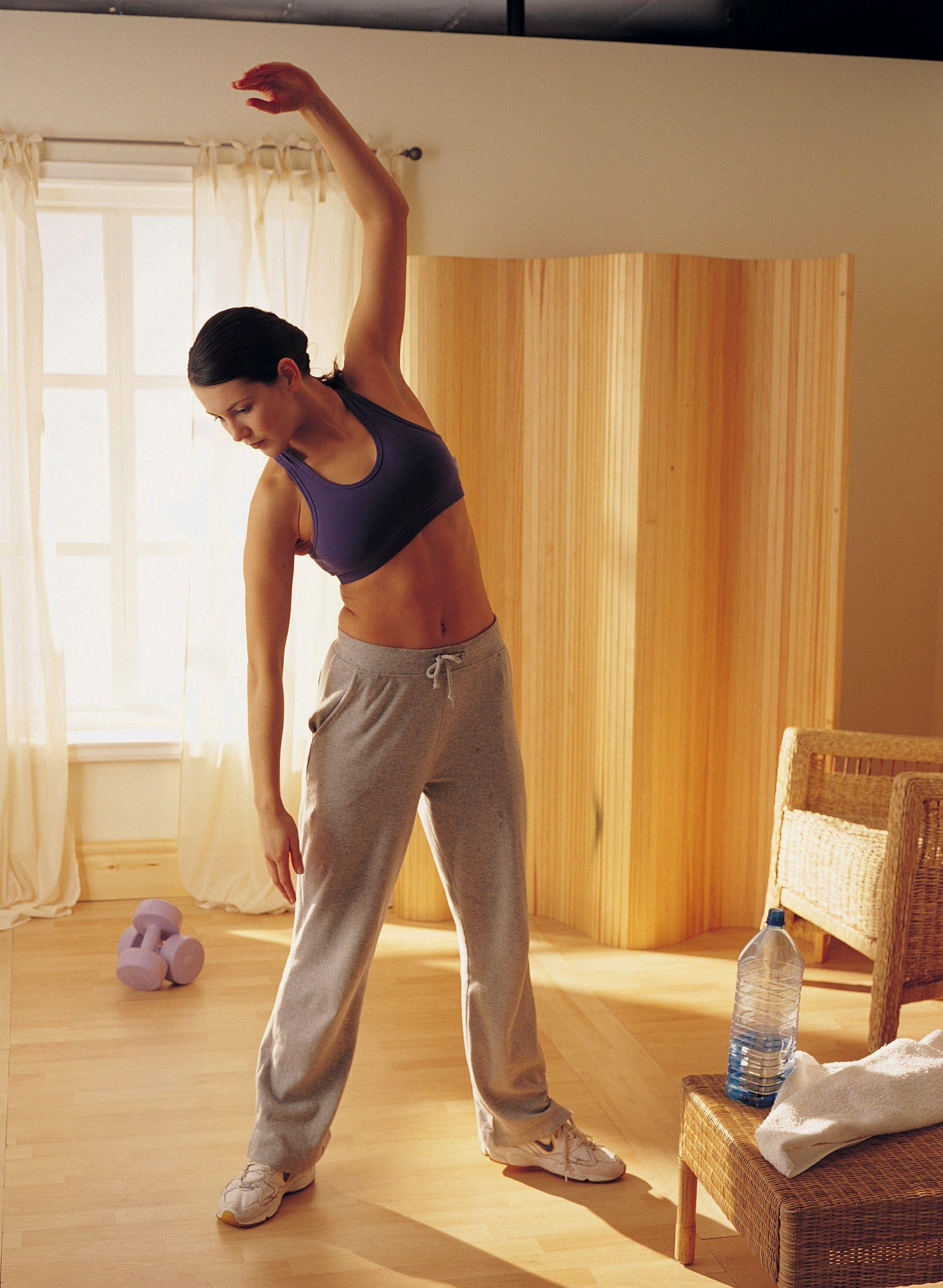 sport a la maison un peu d 39 effort pour tre la plus jolie. Black Bedroom Furniture Sets. Home Design Ideas