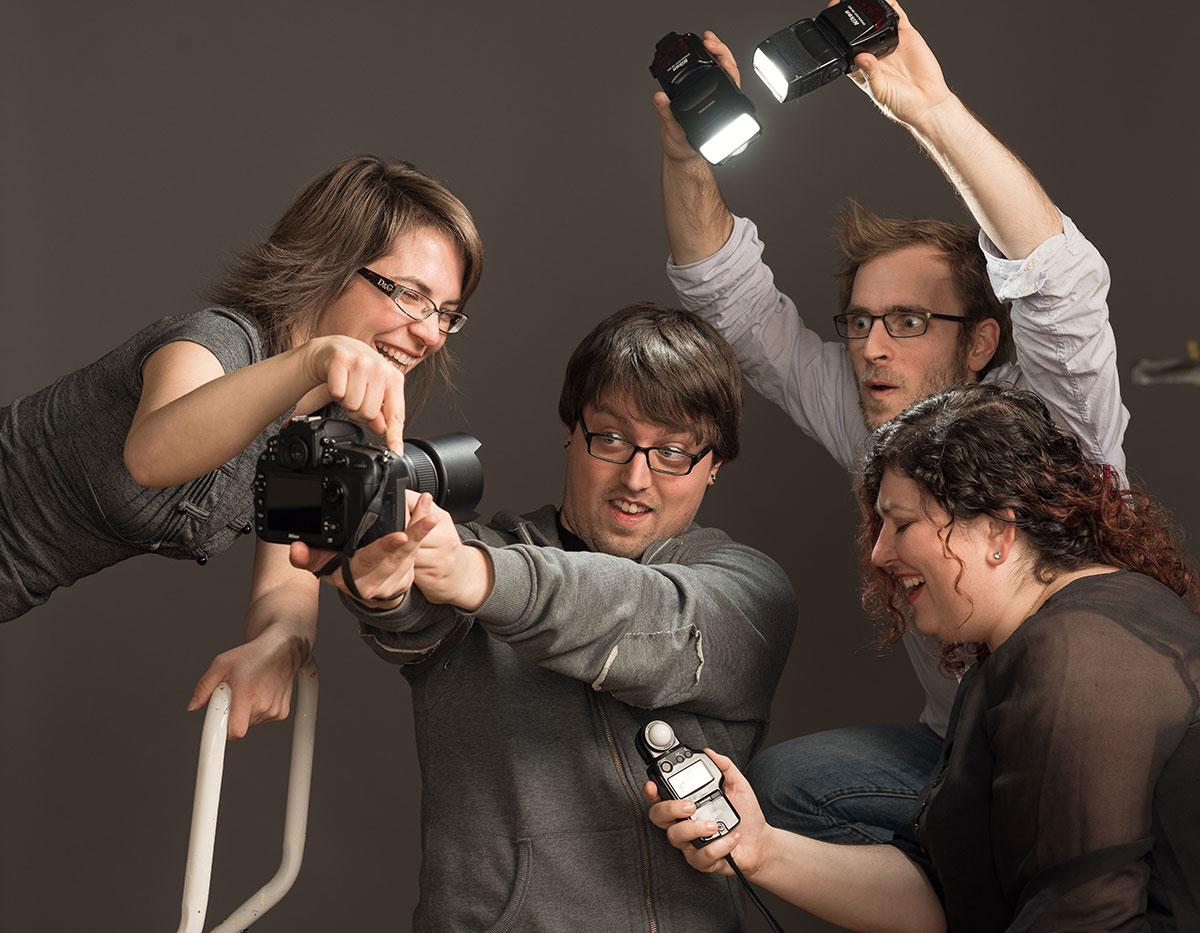 Une belle opportunité d'études : formation-photographe.eu