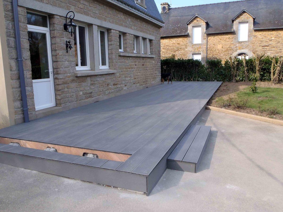 la lame de terrasse composite est une valeur s re. Black Bedroom Furniture Sets. Home Design Ideas