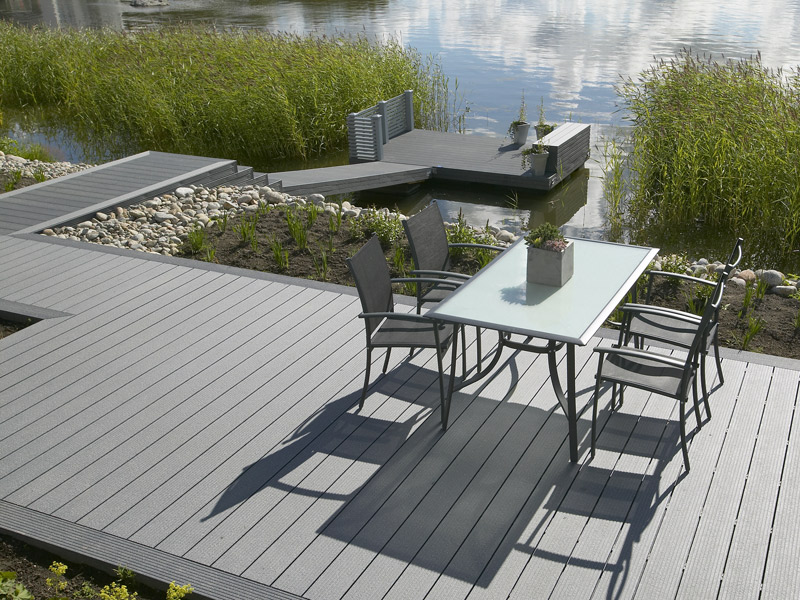 Le bon choix de la lame de terrasse composite